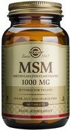 Kuva tuotteesta Solgar MSM, 60 tabl