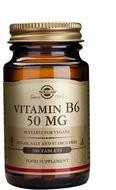Kuva tuotteesta Solgar B6-vitamiini