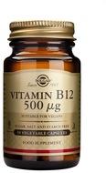 Kuva tuotteesta Solgar B12-vitamiini 500 mikrog