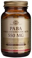 Kuva tuotteesta Solgar PABA