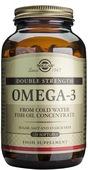 Kuva tuotteesta Solgar Double Strength Omega-3, 120 kaps