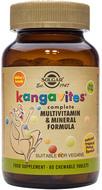 Kuva tuotteesta Solgar Kangavites Tropical Punch, 60 tabl