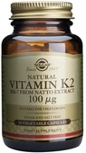 Kuva tuotteesta Solgar K2-vitamiini