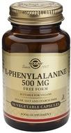 Kuva tuotteesta Solgar L-Fenyylialaniini