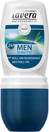 Kuva tuotteesta Lavera Men Sensitiv 24h Deodorant Roll-On