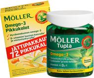 Kuva tuotteesta Lapsiperheen Omega 3-paketti