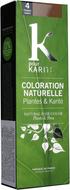Kuva tuotteesta K pour Karite Hiusväri - 4 Keskiruskea