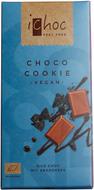 Kuva tuotteesta iChoc Luomu Riisimaitosuklaa Choco-Cookie