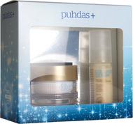 Kuva tuotteesta Puhdas+ Collagen Cream + Collagen Serum Lahjapakkaus