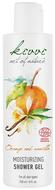 Kuva tuotteesta Kivvi Kosteuttava Suihkugeeli Appelsiini & Vanilja