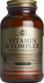 Kuva tuotteesta Solgar B-Complex + C-vitamiini, 250 tabl