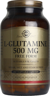 Kuva tuotteesta Solgar L-Glutamiini, 250 kaps