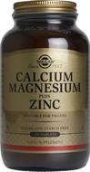 Kuva tuotteesta Solgar Kalsium Magnesium + Sinkki, 250 tabl