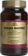 Kuva tuotteesta Solgar Female Multiple naisten monivitamiini, 120 tabl
