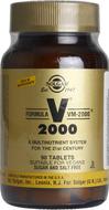 Kuva tuotteesta Solgar Formula VM-2000, 90 tabl