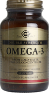 Kuva tuotteesta Solgar Double Strength Omega-3, 60 kaps