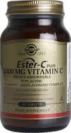 Kuva tuotteesta Solgar Ester-C Plus 1000 mg, 60 tabl