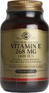 Kuva tuotteesta Solgar E-vitamiini 268 mg, 50 kaps