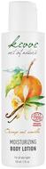 Kuva tuotteesta Kivvi Kosteuttava Vartalovoide Appelsiini & Vanilja