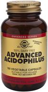 Kuva tuotteesta Solgar Advanced Acidophilus, 100 kaps