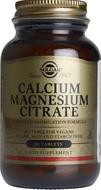 Kuva tuotteesta Solgar Kalsium-Magnesiumsitraatti, 50 tabl