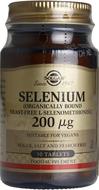 Kuva tuotteesta Solgar Seleeni 200 mikrog, 50 tabl