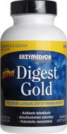 Kuva tuotteesta Enzymedica Digest Gold ruoansulatusentsyymi, 120 kaps