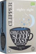 Kuva tuotteesta Clipper Luomu Sleep Easy tee