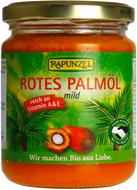 Kuva tuotteesta Rapunzel Luomu Punainen palmuöljy