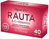 Kuva tuotteesta Hyvän Olon Rauta & C-vitamiini