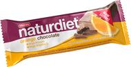 Kuva tuotteesta Naturdiet Mealbar+ Appelsiini & Suklaa