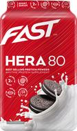 Kuva tuotteesta Fast Hera 80 Cookies & Cream