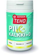 Kuva tuotteesta Bioteekin Teho Pii & Kalkki + D