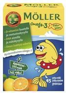 Kuva tuotteesta Möller Omega-3 Pikkukalat Sitruuna