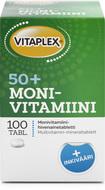 Kuva tuotteesta Vitaplex Monivitamiini 50+
