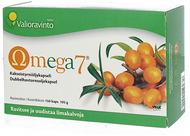 Kuva tuotteesta Valioravinto Omega7 Tyrniöljykapselit, 150 kaps