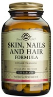 Kuva tuotteesta Solgar Skin, Nails And Hair Formula, 120 tabl