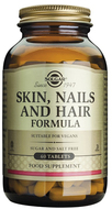 Kuva tuotteesta Solgar Skin, Nails And Hair Formula, 60 tabl
