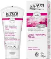 Kuva tuotteesta Lavera Wild Rose Ultra Hydrating Kasvovoide