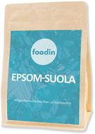 Kuva tuotteesta Foodin Epsom-suola
