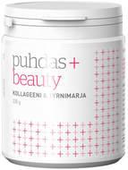 Kuva tuotteesta Puhdas+ Beauty Kollageeni + Tyrnimarja