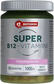 Kuva tuotteesta Bioteekin Super B12-vitamiini