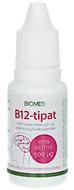 Kuva tuotteesta Biomed Aktiiviset B12-tipat