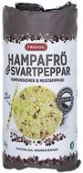 Kuva tuotteesta Friggs Ohut Maissikakku Hampunsiemen & Mustapippuri