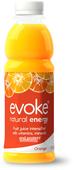 Kuva tuotteesta Evoke Natural Energy Orange juoma (parasta ennen 25.06.2016)