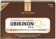 Kuva tuotteesta Tri Tolosen Ubikinon 200 mg
