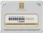 Kuva tuotteesta Tri Tolosen Berberin Prof. + Kromi