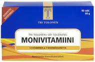 Kuva tuotteesta Tri Tolosen Monivitamiini