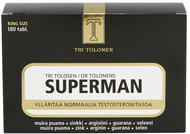 Kuva tuotteesta Tri Tolosen Superman, 180 tabl