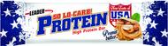 Kuva tuotteesta Leader Low Carb Proteiinipatukka Peanut Butter